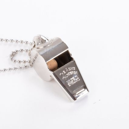 Admiral ACME x ASG.co Whistle Nickel Plated