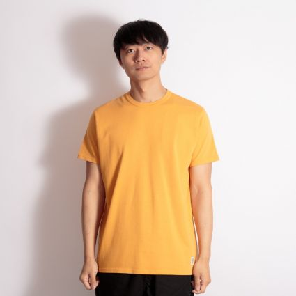 Admiral Aylestone Short Sleeve T-Shirt Hammer Yellow