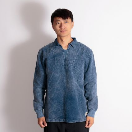 Admiral Beaumont Training Shirt Cardinal Indigo
