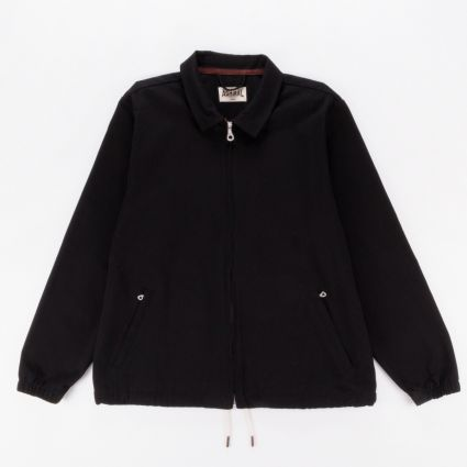 Admiral Saxby Coach Jacket Kite Black