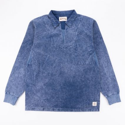Admiral Beaumont Training Shirt Cardinal Indigo1