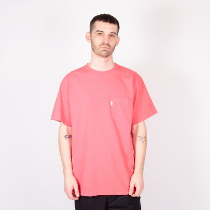 Adsum SS Pocket T-Shirt Watermelon