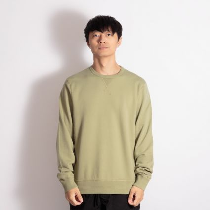 Albam Classic Sweatshirt Oil Green
