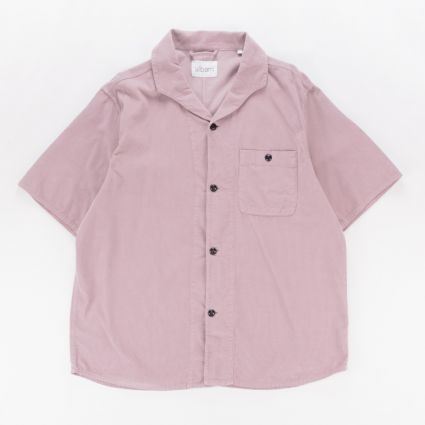 Albam Miles Shirt Faded Mauve1