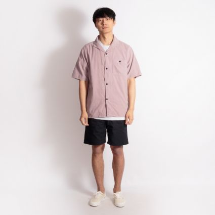 Albam Miles Shirt Faded Mauve