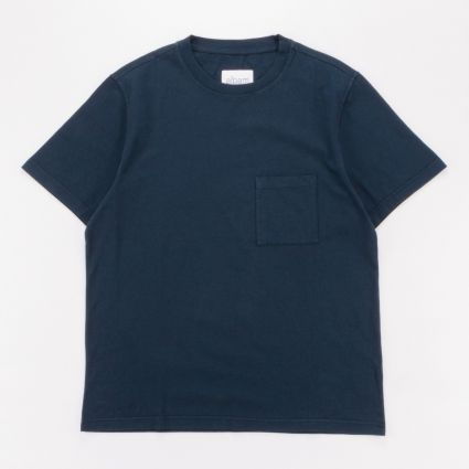 Albam Workwear T-Shirt Navy1