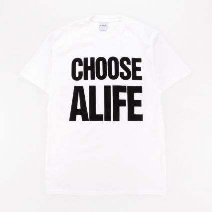 Alife Choose T-Shirt White1