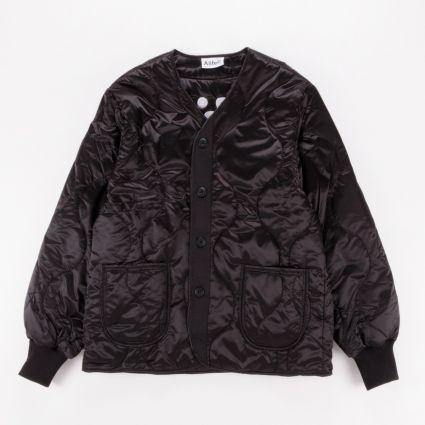 Alife Military Layer Jacket Black1