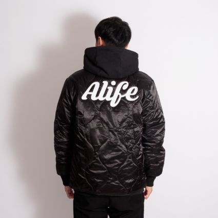 Alife Military Layer Jacket Black