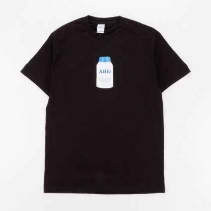 Alife Painkiller T-Shirt Black1