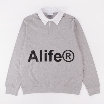 Alife Registered Rugby Grey