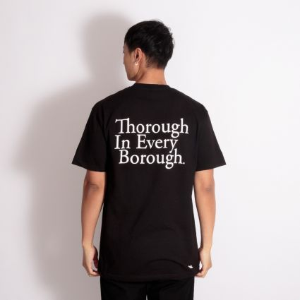 Alife Thorough In Every Borough T-Shirt Black