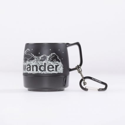 and wander Dinex Cup Black1