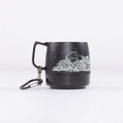 and wander Dinex Cup Black