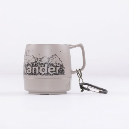 and wander Dinex Cup Grey1