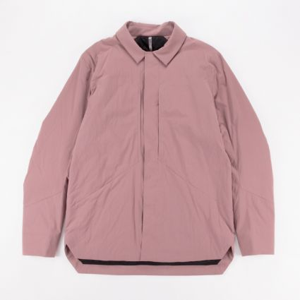 Arc'teryx Veilance Mionn IS Overshirt Mauve Sand1