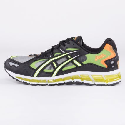 Asics Gel-Kayano 5 360 Black/Safety Yellow1