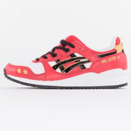 Asics Gel-Lyte III OG Daruma Doll Pack Classic Red/Black1