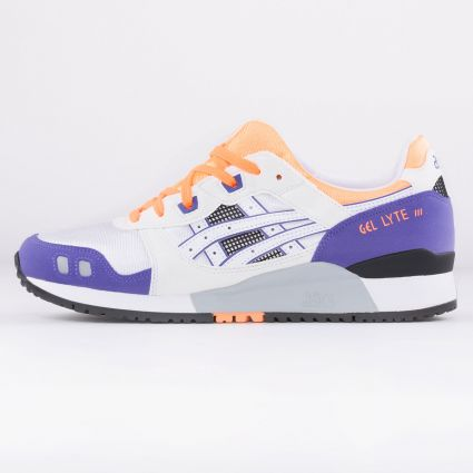 Asics Gel-Lyte III OG White/Orange 1191A266-102-1