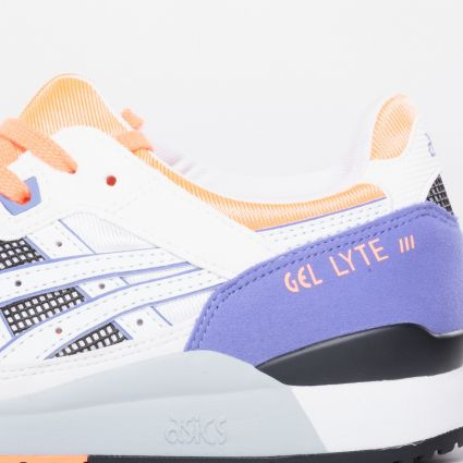 Asics Gel-Lyte III OG White/Orange 1191A266-102