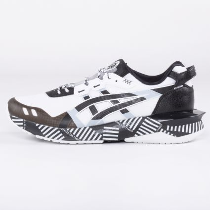 Asics Gel-Lyte XXX White/Black1