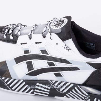 Asics Gel-Lyte XXX White/Black