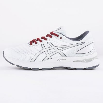 Asics x Reigning Champ Gel Nimbus 22 Polar Shade/Carrier Grey1
