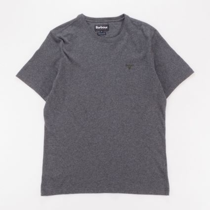 Barbour Sports T-Shirt Slate Marl1