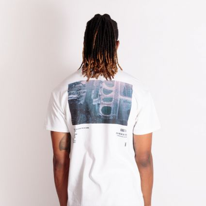 BeingHunted The Fine Art of Flying/Karl Hab T-Shirt White