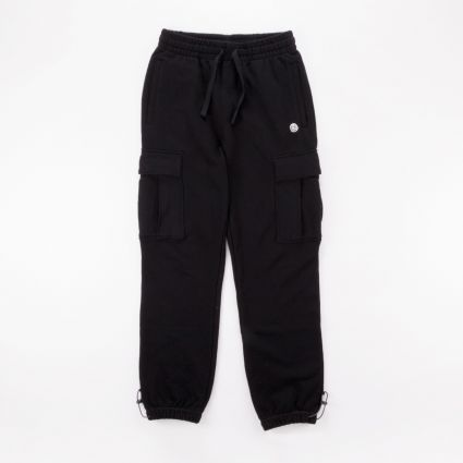 Billionaire Boys Club Cotton Cargo Sweat Pants Black