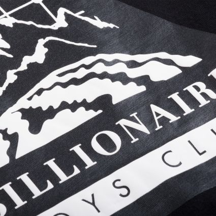 Billionaire Boys Club Expedition Logo T-Shirt Black