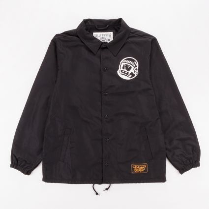 Billionaire Boys Club Helmet Coach Jacket Black1