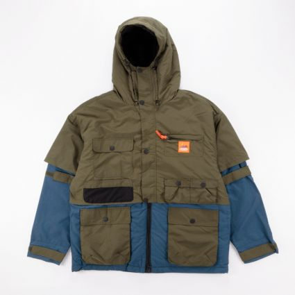 Brain Dead Layered Life Infinite Parka Multi1