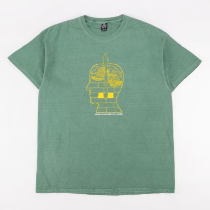 Brain Dead Syd Short Sleeve T-Shirt Forrest