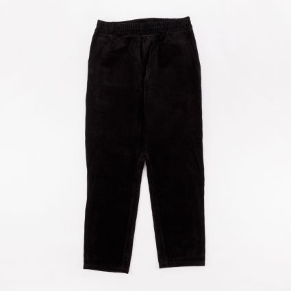 Carhartt Flint Pant Black Rinsed1