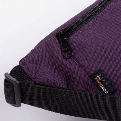 Carhartt WIP Payton Hip Bag Boysenberry/Black