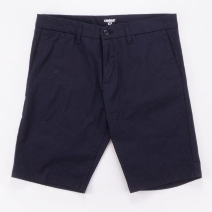 Carhartt Sid Short Dark Navy1