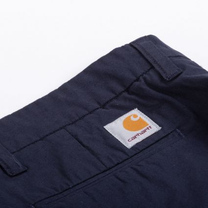 Carhartt WIP Sid Short Dark Navy