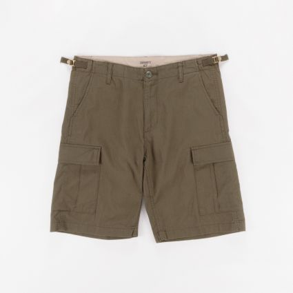 Carhartt WIP Aviation Short Cypress1