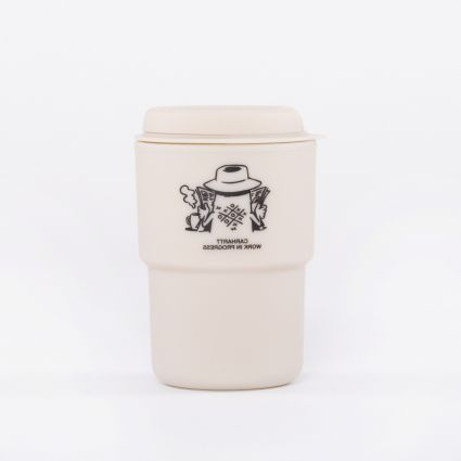 Carhartt WIP Awful Rivers Demita Wall Mug Off White