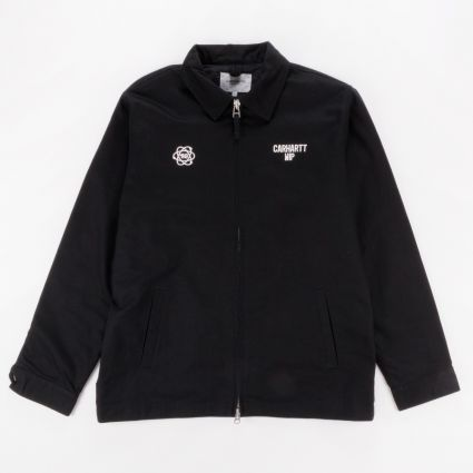 Carhartt WIP Cartograph Jacket Black