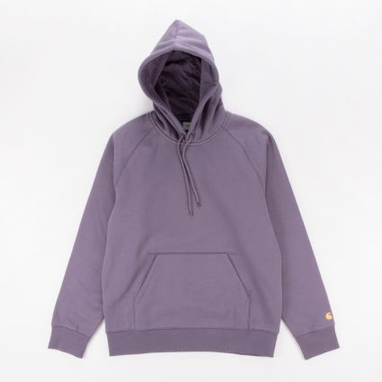 Carhartt WIP Chase Hoodie Provence/Gold