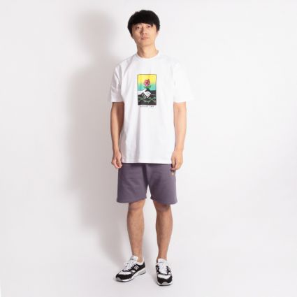 Carhartt WIP Chase Sweat Short Provence/Gold
