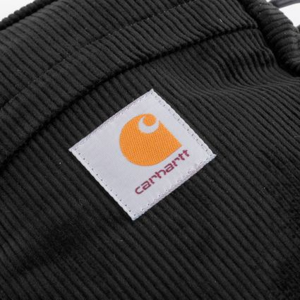 Carhartt WIP Cord Bag Small Black