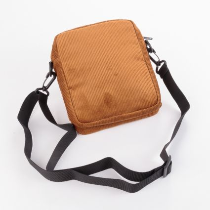 Carhartt WIP Cord Bag Small Brandy