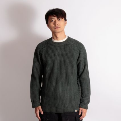 Carhartt WIP Forth Sweater Dark Teal