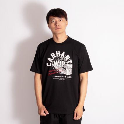 Carhartt WIP Remix T-Shirt Black