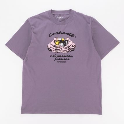 Carhartt WIP S/S Fortune T-Shirt Provence1