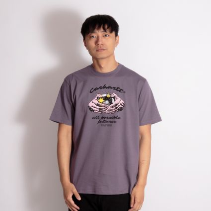 Carhartt WIP S/S Fortune T-Shirt Provence