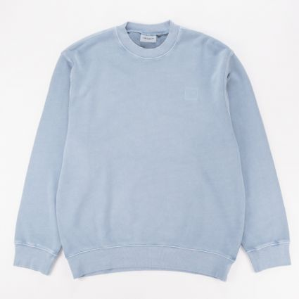 Carhartt WIP Sedona Sweat Frosted Blue1